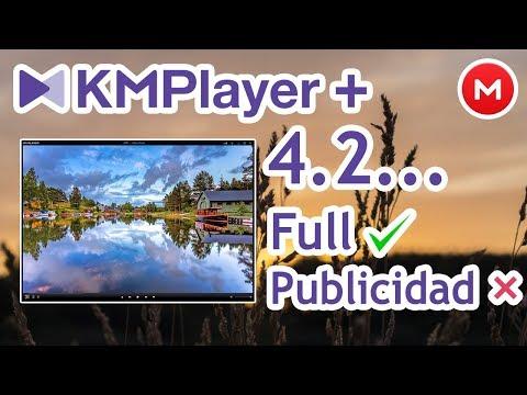 Descargar E Instalar Kmplayer 4.2 PLUS FULL + Sin Publicidad + Sin Virus