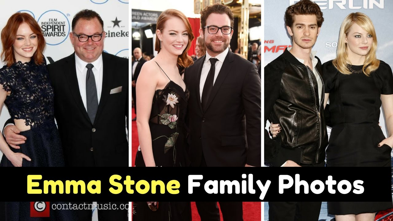 Emma Stone Family Photos With Father Jeff Stone Mother Krista