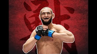 Khamzat Chimaev smashing opponents before the UFC