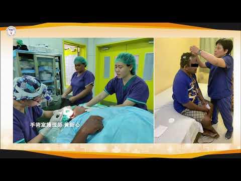 108年太平洋友邦醫療合作計畫_吐瓦魯國際援助與專科醫療團計畫回顧