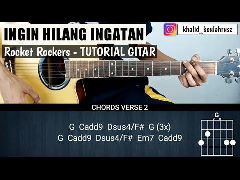 Cara Belajar Kunci Gitar Beserta Gambarnya Baru