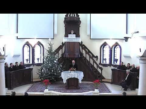 Istentisztelet NyVREk 2019.01.01 10.30
