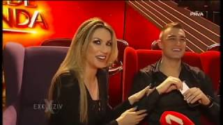 Rada Manojlovic & Haris Berkovic - Intervju - Exkluziv - (TV Prva 17.02.2017.)