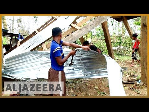🇵🇭 Typhoon Mangkhut: Philippines assessing super storm's impact | Al Jazeera English