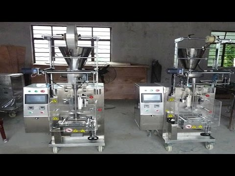 liquid packing machine VFFS small bags water lotion packaging machinery supplier آلة التعبئة السائلة