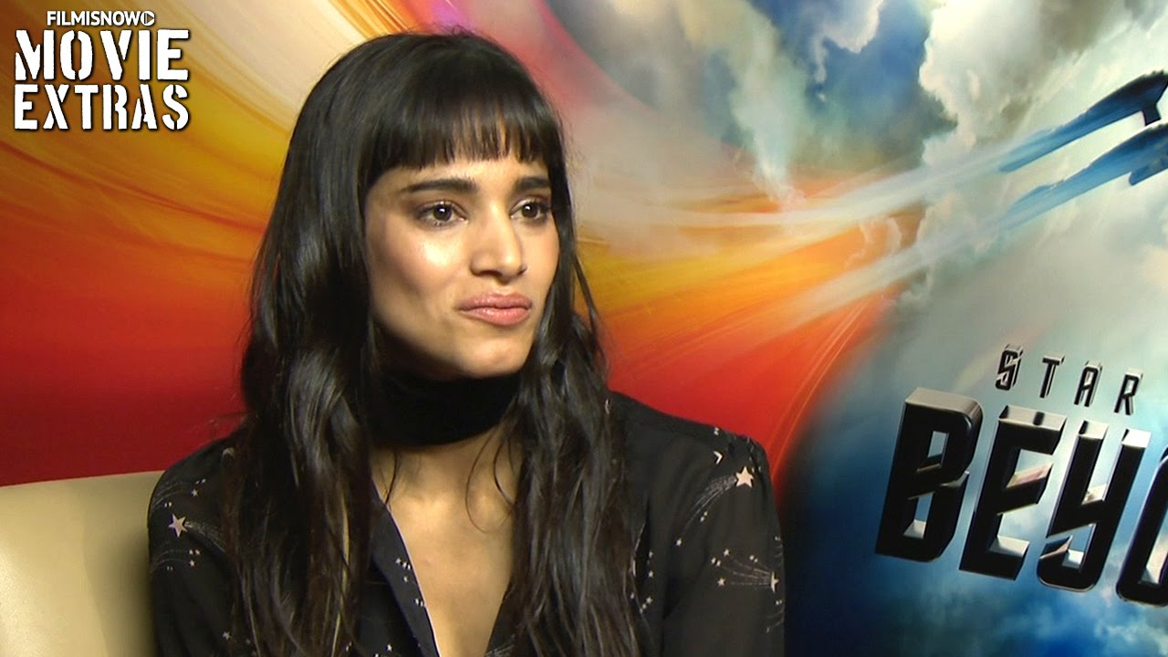 Sofia boutella 39 jaylah 39 talks about star trek beyond 2016 - Jaylah sofia boutella ...