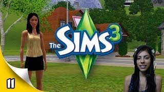 Sims 3 - EP 11 - Cat Fight with His Ex!