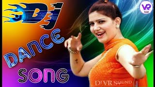 Teri Aakhya Ka Yo Kajal Dj Remix || सपना Choudhary New Song || Dj Dance Song || Sapna Chaudhary Song
