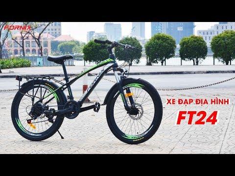 Đánh giá xe đạp thể thao Fornix FT24