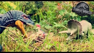 HUGE JURASSIC WORLD TOY HAUL (Dino Rivals)