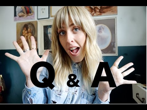 THRIFT & VINTAGE, STYLE, YOUTUBE AND FIT & FABULOUS// Q & A