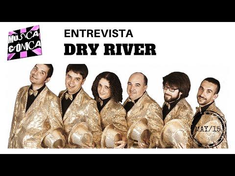 "Entrevista a DRY RIVER con ""Irresistible"" en acústico"