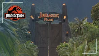 Jurassic Park 3D Trailer | Jurassic World