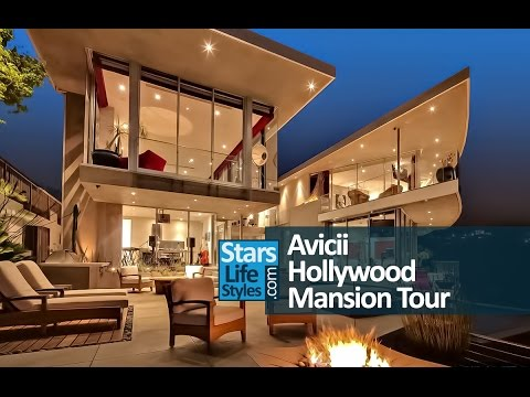 Avicii S Hollywood House Tour Los Angeles California 15 5 Million Dj Celebrity