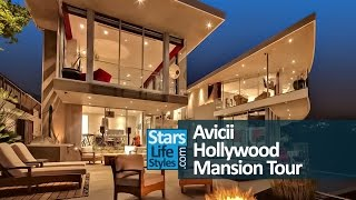 Avicii's Hollywood House Tour | Los Angeles, California | $15.5 Million | DJ