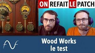 Sound Machine Wood Works - TEST