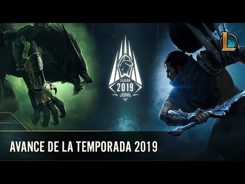 Avance de la Temporada 2019 | League of Legends thumbnail