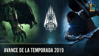 Avance de la Temporada 2019 | League of Legends