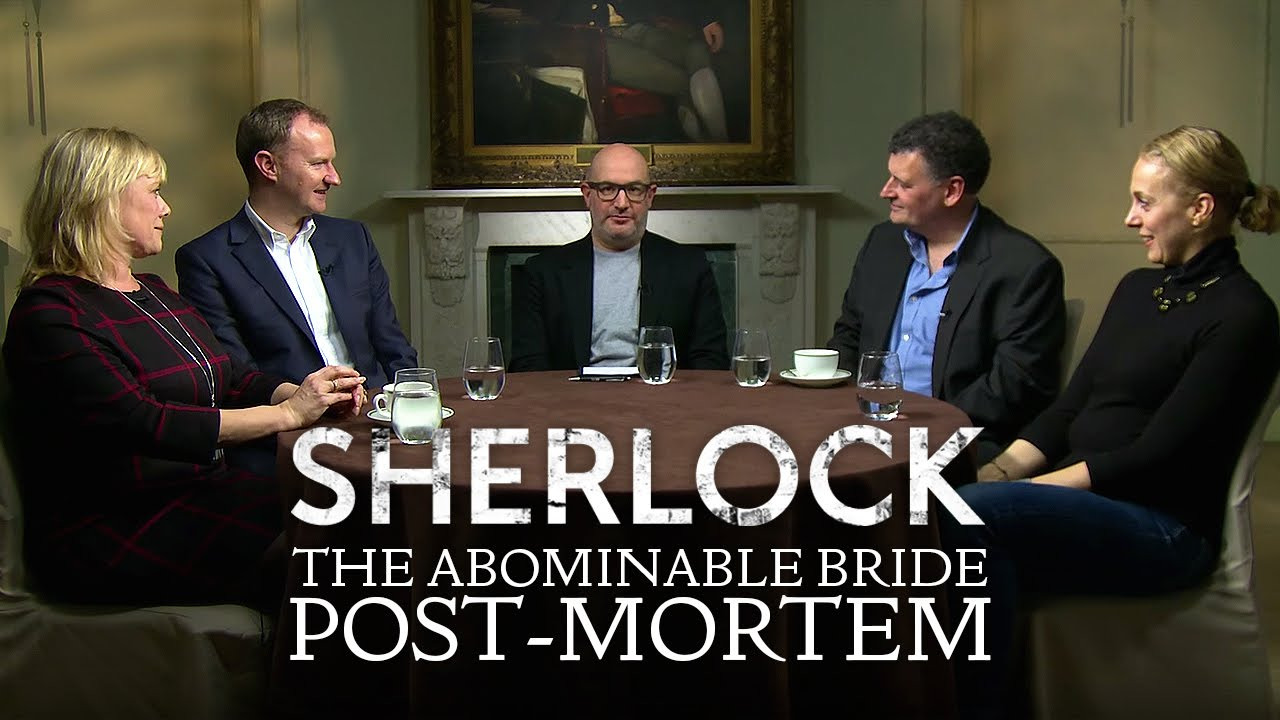 The Abominable Bride: Post Mortem | Full Length | Sherlock