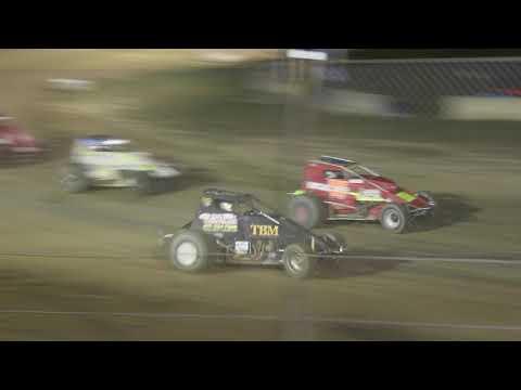 Brian Smith at Fremont Speedway 7-30-2017