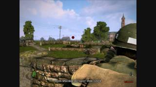 Brothers in Arms: Hells Highway Gameplay PC