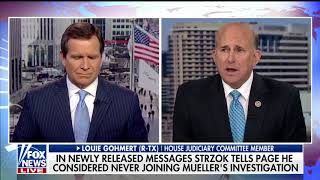 """Gohmert on Missing FBI Texts: """"We're Looking at Potential Obstruction – This is an Outrage"""""""