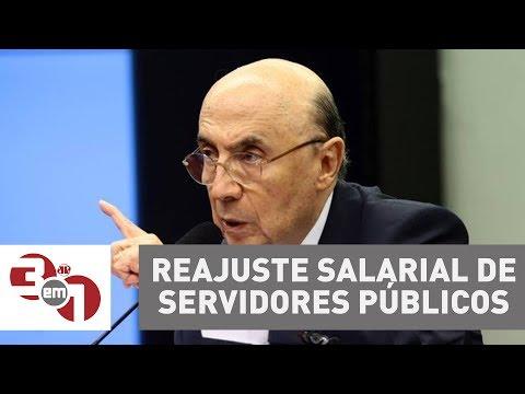 Equipe Econômica Estuda Adiar O Reajuste Salarial De Servidores Públicos