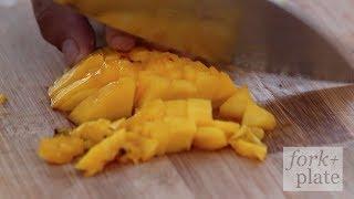 Mango Pineapple Salsa Recipe (w/ Chef Michele Ragussis)