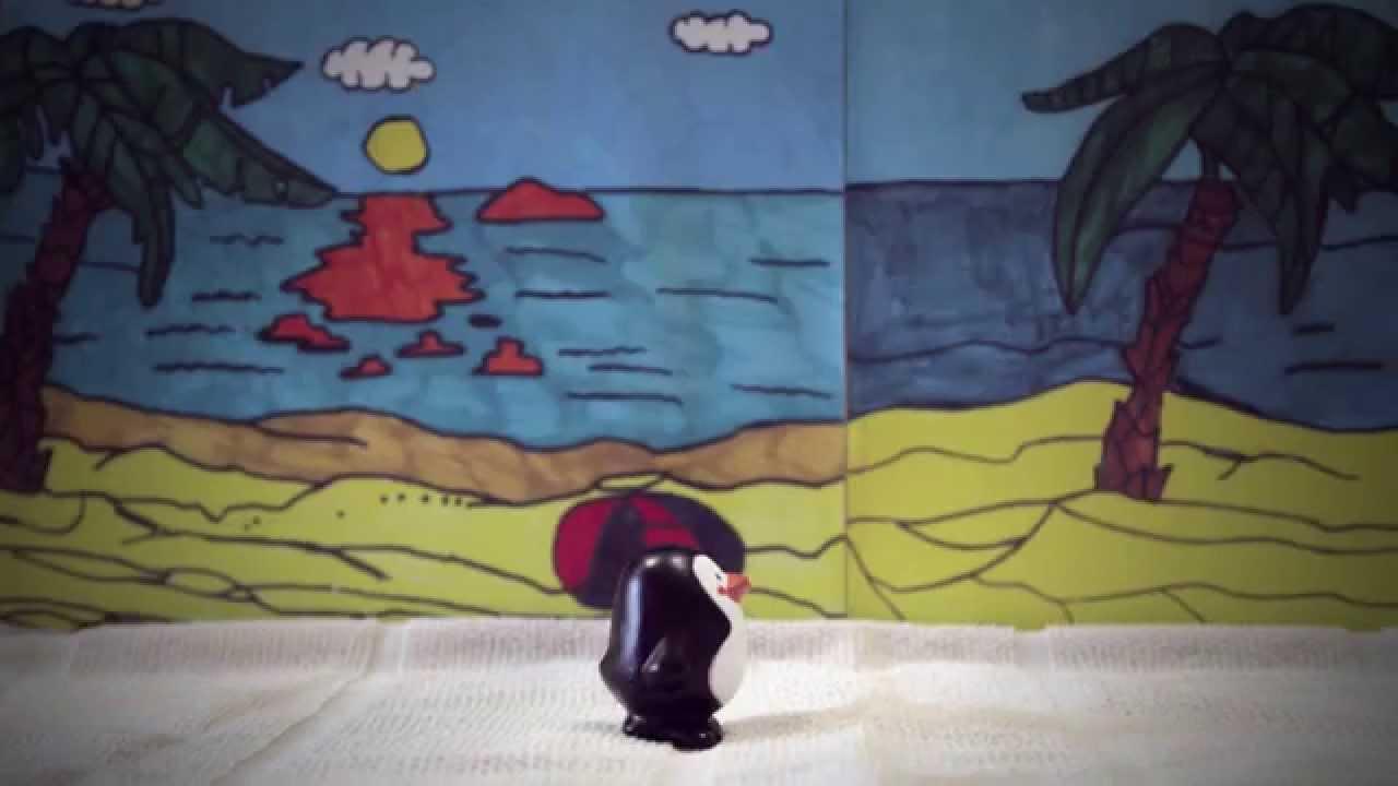 le pingouin du p le nord vid o chanson musique youtube. Black Bedroom Furniture Sets. Home Design Ideas