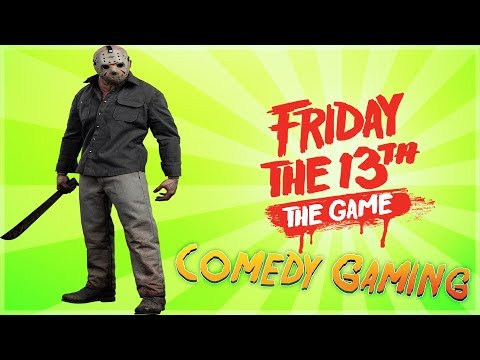 Friday The 13th - Door To Door Jason - Accidental Team Kill - Comedy Gaming