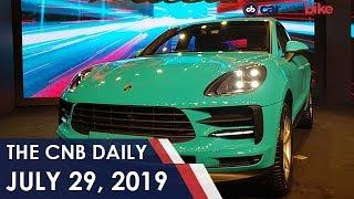 Porsche Macan | Kawasaki W800 | Maruti Ertiga