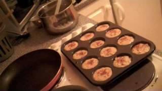 How To Make Banana Muffins! Pt Ii