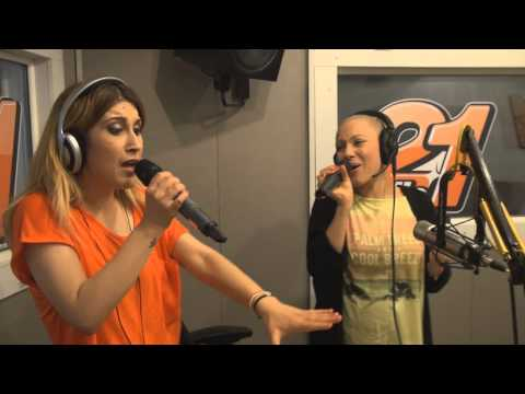 Amna feat. Adda - Fara aer LIVE @ REQUEST 629