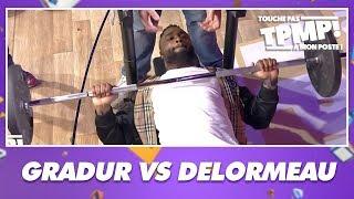 Poussez, c'est gagné : Gradur VS Matthieu Delormeau