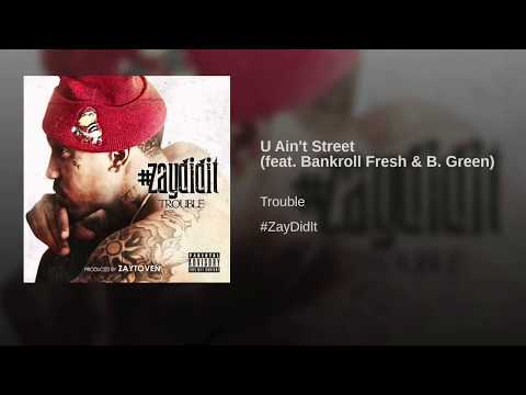 Trouble - You Ain't Gang Feat. Young Dolph