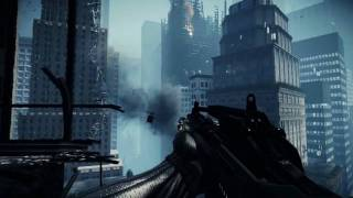 Crysis 2 City Gameplay gamescom 2010 (HD)