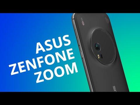 ASUS Zenfone Zoom: o smartphone com super câmera fotográfica [Análise]