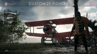 Battlefield 1 Red Baron ACE