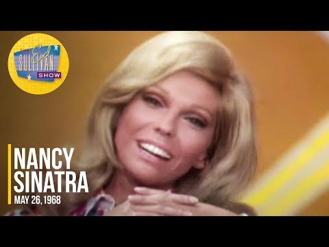 "Nancy Sinatra ""Sock It To Me Sunshine"" on The Ed Sullivan Show"