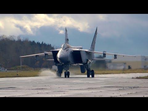 МиГ-31 и Русские Витязи