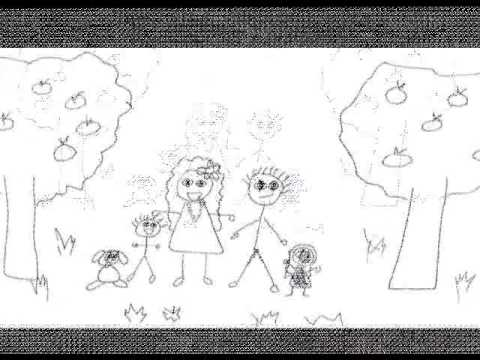 Worksheet. Test de Dibujo de la familia Roberto  YouTube