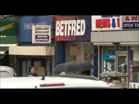 Betting shops boost UK economy