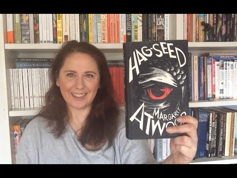 Victoria's Book Review: Hag-Seed By Margaret Atwood