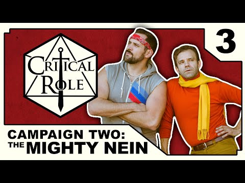 The Midnight Chase | Critical Role | Campaign 2, Episode 3