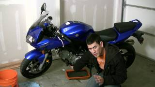 Motorcycles : How to Change the Oil in a Motorcycle