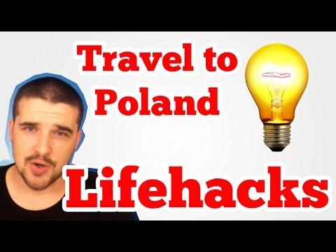Lifehacks - travel to Poland