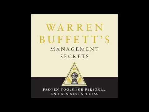 Warren Buffetts Management Secrets Audiobook