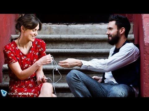 Keira Knightley + Adam Levine CAN A SONG SAFE YOUR LIFE? deutscher HD Trailer BEGIN AGAIN DVD & BD
