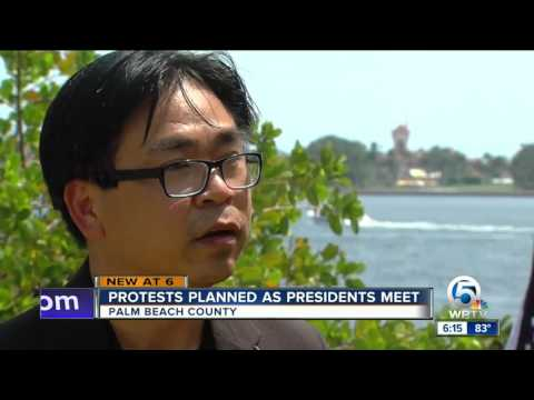 Several anti-China protests expected in Palm Beach County