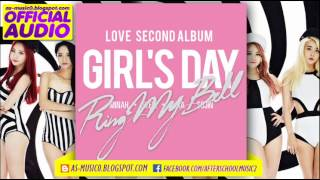 [MP3/DL]10. GIRL'S DAY (걸스데이) - Timing [2nd Album 'Ring MY Bell']